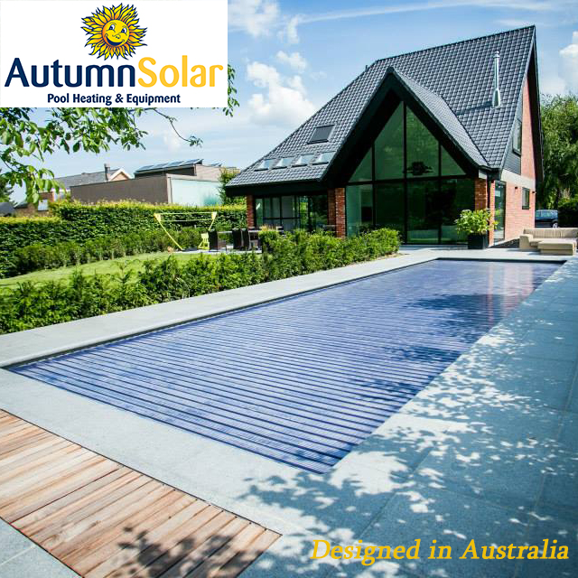 Automatic Pool Cover Slats For Above Ground Pool