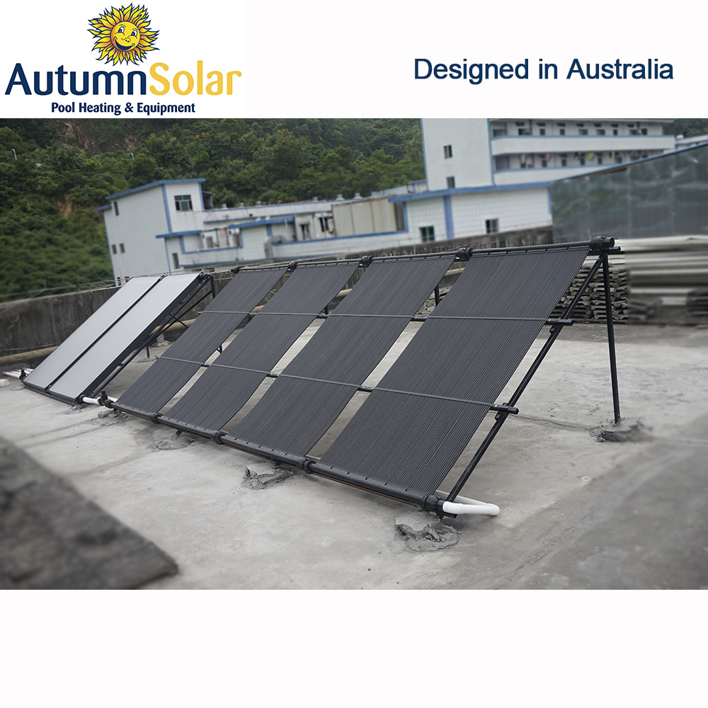 Polypropylene Pool Solar Heating Panels Ezy Panels Autumn Solar Pool Equipments Co Ltd